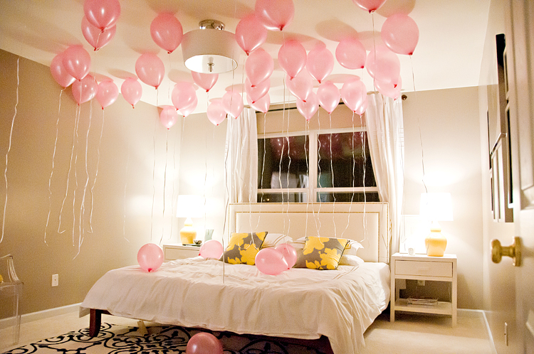 Украсить комнату на день рождения 16 лет своими руками 29