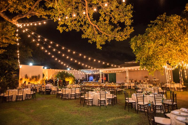 Casamento no jardim thamys e thiago noivinhas de luxo for Casa jardin buffet